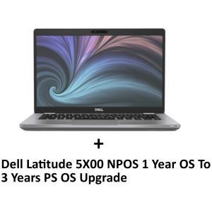 DELL LATITUDE 5410 I5-10310U VPRO 8GB[1X8GB DDR4-NON ECC] 256GB[M.2-SSD] + UPGRADE TO 3YR PROSUPPORT NBD ONSITE SERVICE (L