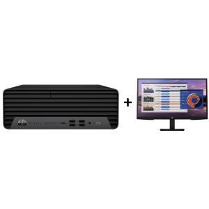 PD 600 G6 SFF i7-10700 8GB 256GB + PRODISPLAY P27H G4 27IN IPS MONITOR (16:9)