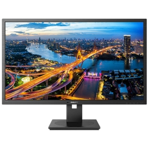 325B1L 31.5IN QHD 2560X1440 75HZ IPS 4MS 16: 9 W-LED MONITOR WITH LIGHT SENSOR DP/HDMI/USB BUILT-IN SPEAKERS SMART ERGO BA
