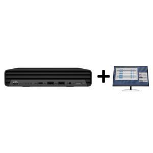 ED 800 G6 DM i5-10500T 8GB-256GB + E-SERIES E27 G4 27IN IPS (16:9) MONITOR