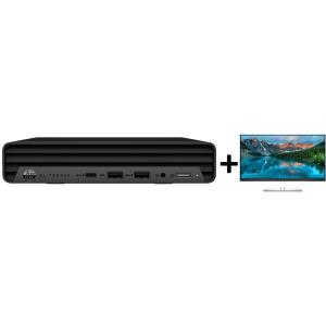 ED 800 G6 DM i5-10500T 8GB 512GB + E-SERIES E27 G4 27IN IPS (16:9) MONITOR