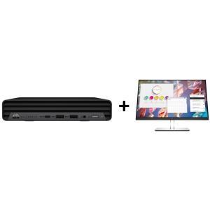 ED 800 G6 DM i7-10700T 16GB 512GB + E-SERIES E24 G4 23.8IN IPS (16:9) MONITOR