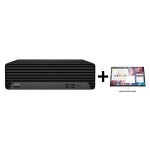 ED 800 G6 SFF i7-10700 8GB 256GB + E-SERIES E24 G4 23.8IN IPS (16:9) MONITOR