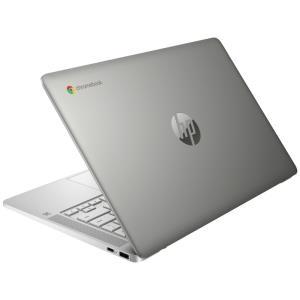 HP 14A-NA0017TU CELERON-N4020 4GB LPDDR4-2400 64GB EMMC 14 INCH HD SCREEN WEBCAM WL-AC BT-5.0 2-CELL BATT CHROME OS 1/1/0