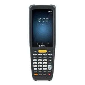 "Zebra MC2200. Display diagonal: 10.2 cm (4""), Display resolution: 800 x 480 pixels, Touch technology: Multi-touch. Interna"