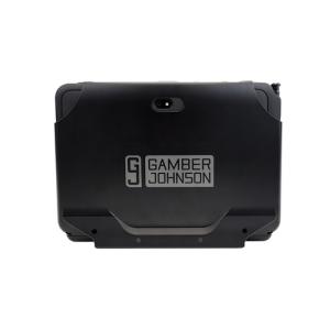 Gamber-Johnson 7160-1450-02. Keyboard layout: QWERTZ, Keyboard language: German, Pointing device: Touchpad. Brand compatib
