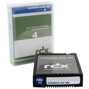 Overland-Tandberg RDX QuikStor 4TB. HDD capacity: 4000 GB