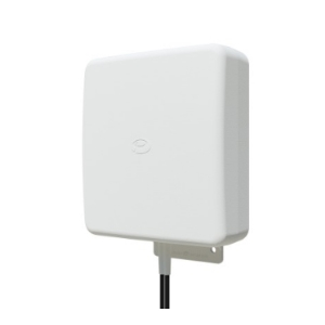 Panorama Antennas WMM8G-7-38-5SP. Antenna gain level (max): 9 dBi, Frequency band: 0.698-0.96/1.71-3.8 GHz, Impedance: 50