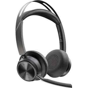 POLY Voyager Focus 2 UC. Product type: Headset, Wearing style: Head-band, Recommended usage: Office/Call center. Connectiv
