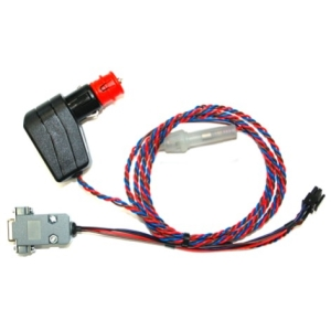 Lantronix 60044. Charger type: Auto, Power source type: Cigar lighter, RS-232. Cable length: 1.5 m, Product colour: Multic