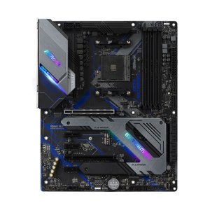 Asrock X570 Extreme4. Processor manufacturer: AMD, Processor socket: Socket AM4, Compatible processor series: 2nd Generati