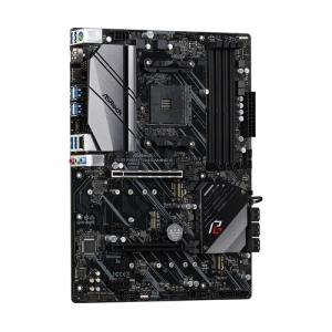 Asrock X570 Phantom Gaming 4. Processor manufacturer: AMD, Processor socket: Socket AM4, Compatible processor series: 2nd
