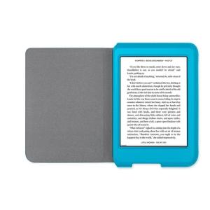 Rakuten Kobo Nia SleepCover. Tipologia custodia: Custodia a libro, Colore del prodotto: Colore acqua, Compatibilità marca: