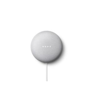 Google Nest Mini. Virtual assistant: Google Assistant, Shape: Round, Product colour: Grey. Driver diameter: 4 cm, Volume c
