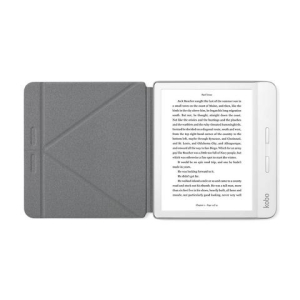 Rakuten Kobo Kobo Libra H2O. Case type: Folio, Product colour: Black, Brand compatibility: Kobo