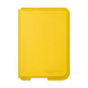 Rakuten Kobo Nia SleepCover. Case type: Folio, Product colour: Yellow, Brand compatibility: Kobo